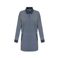 Tara jurk blauw