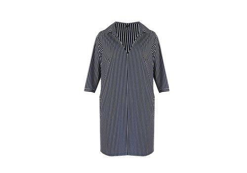 Lizz jurk blauw