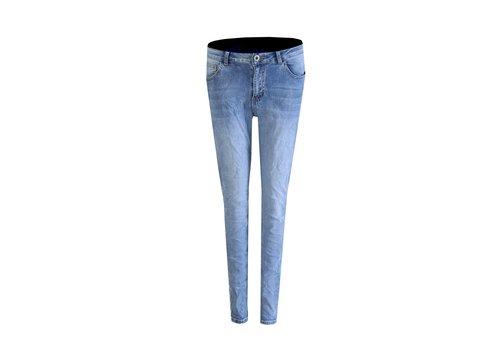 Viola jeans blauw