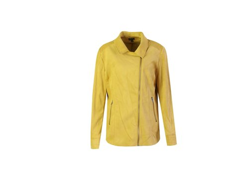 Lisa jacket geel