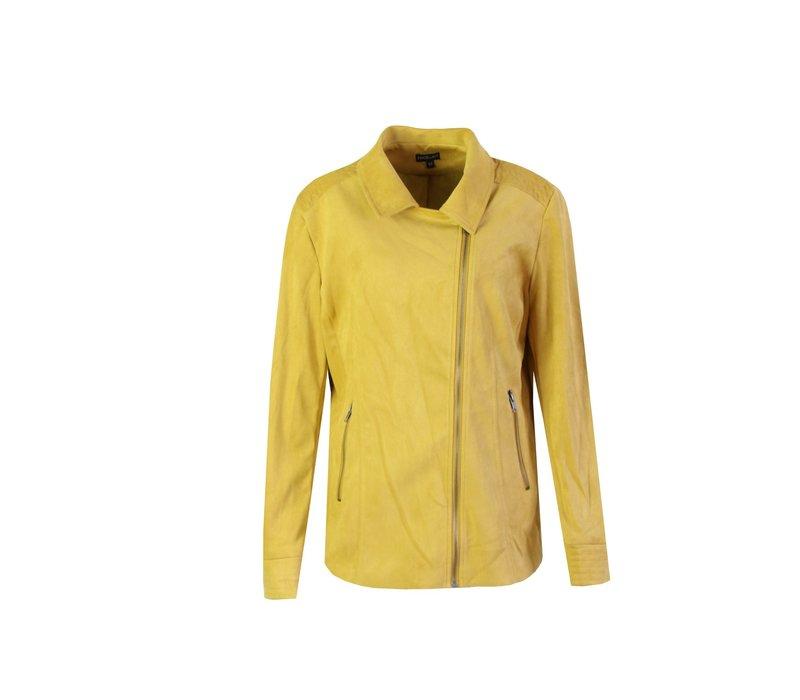 Lisa jacket geel