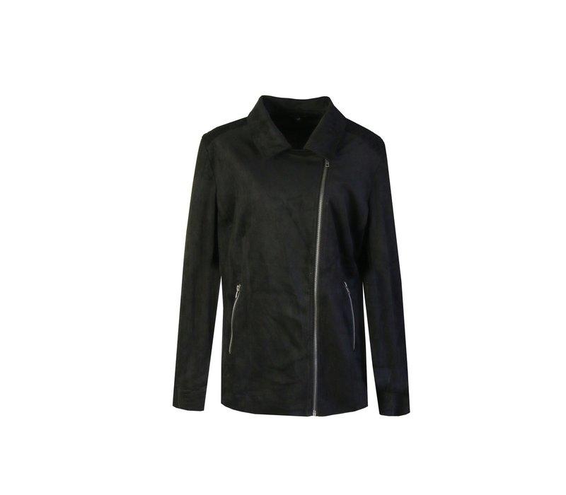 Lisa jacket zwart