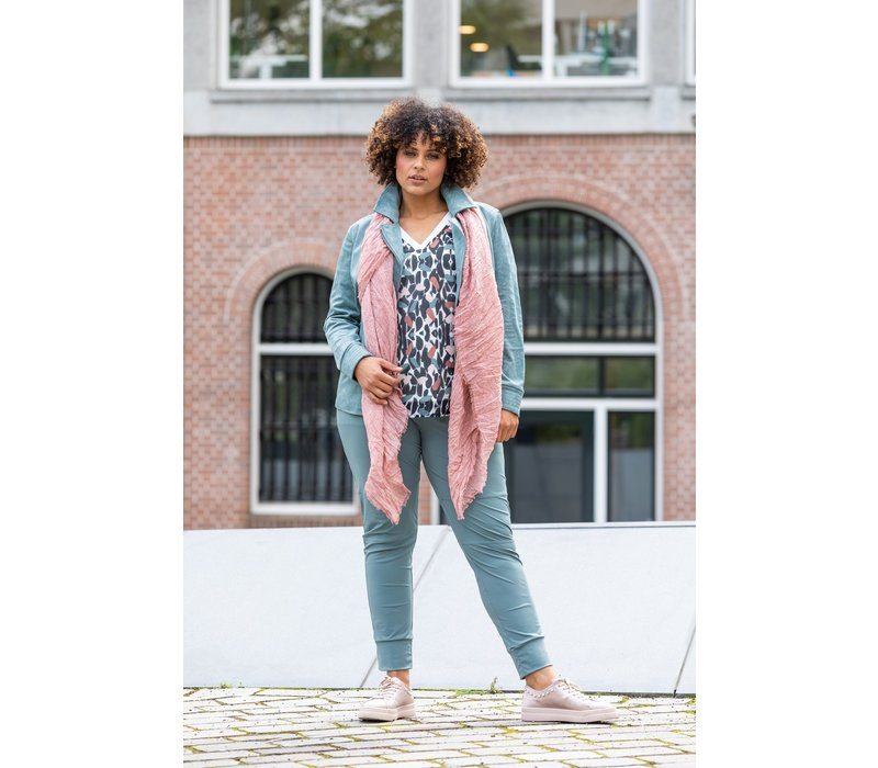 Lisa jacket zeegroen