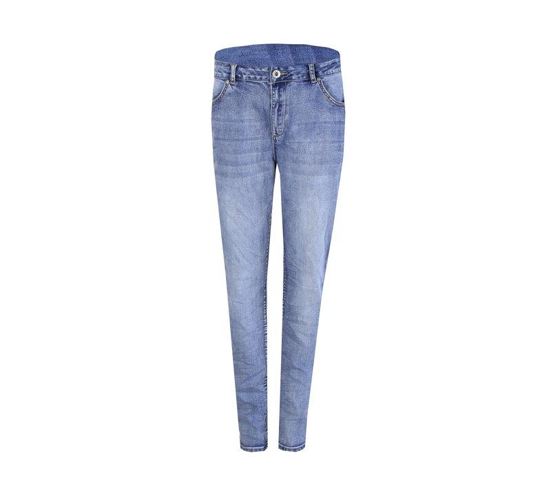 Feline jeans blauw
