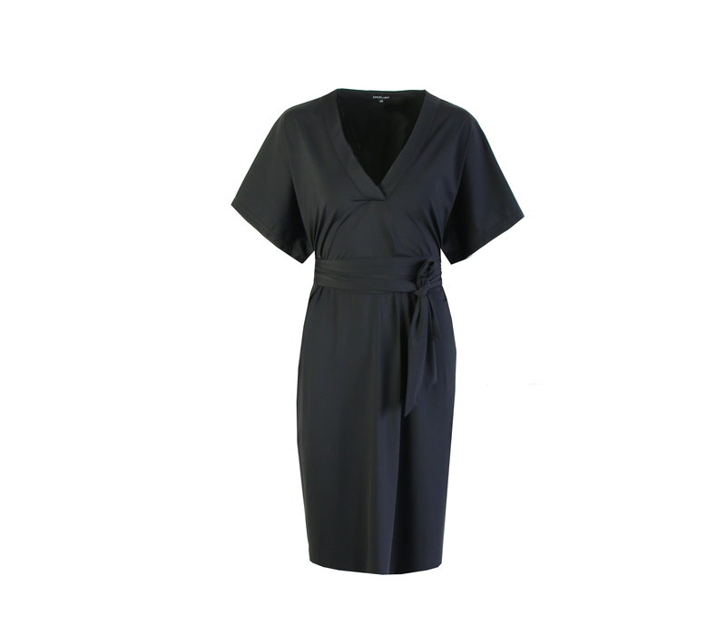 Hailey jurk zwart