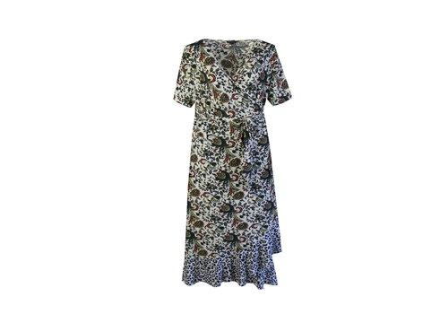 Floor jurk paisley