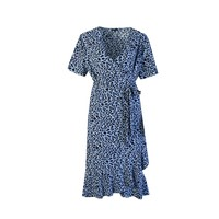 Nova jurk blauw