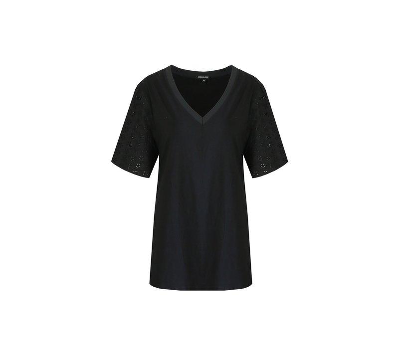 Maud T-shirt zwart