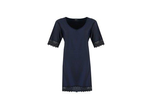 Olivia jurk blauw