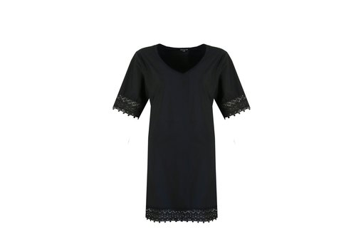 Olivia jurk zwart