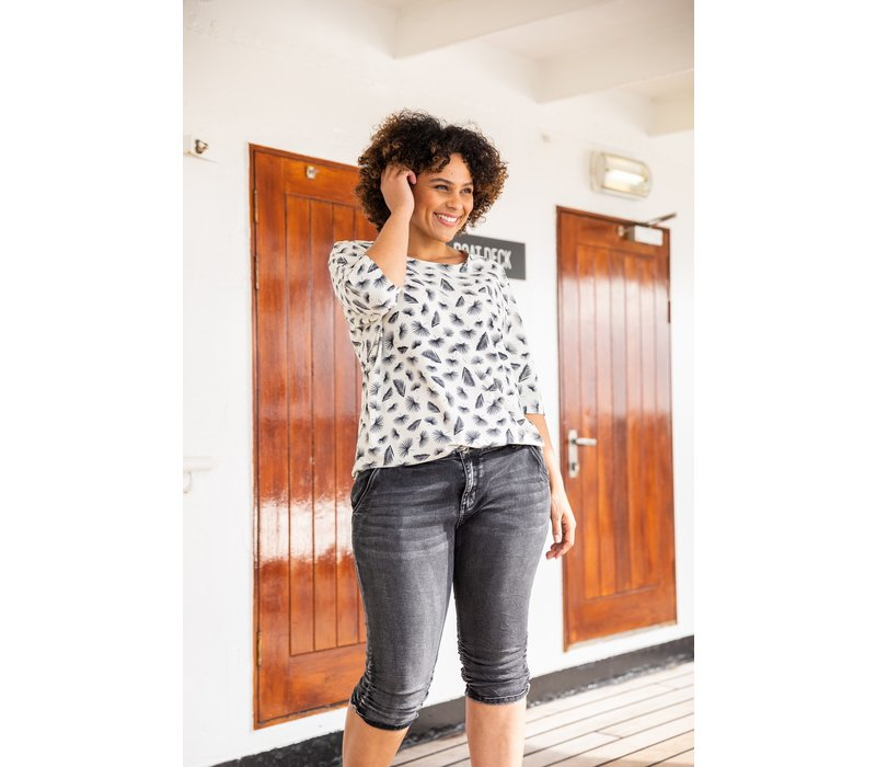 Lara jeans zwart