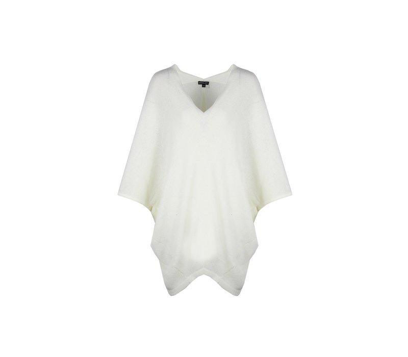 Esmeralda vest offwhite