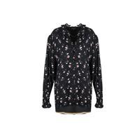 Hinke blouse zwart mix