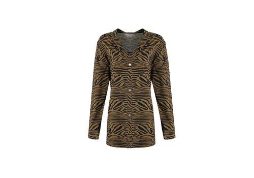 Honey blouse camel mix