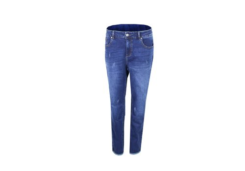 Hagar jeans grijs blauw