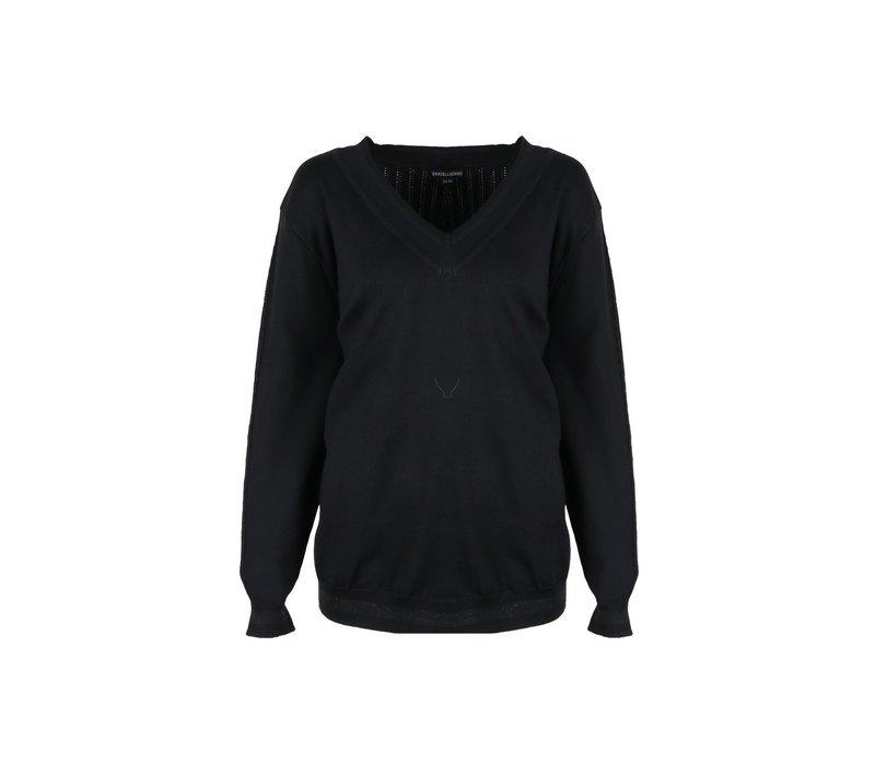 Hosna trui zwart