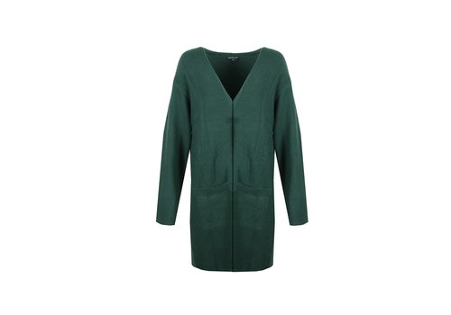 Heloise vest groen