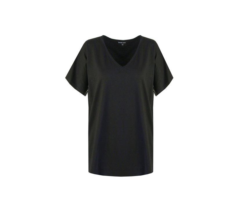 Ela t-shirt zwart