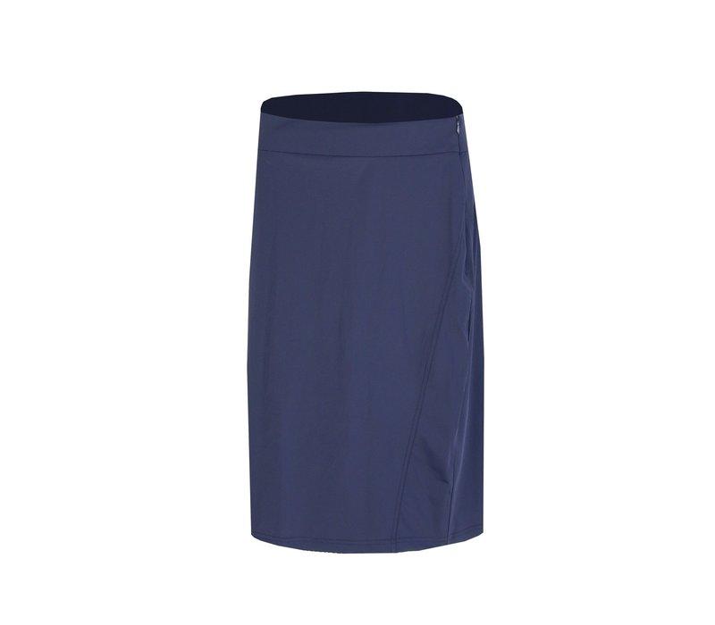 Sandra rok blauw