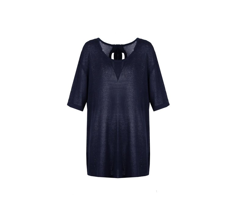 Eloise trui donkerblauw