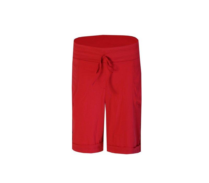 Emily broek rood