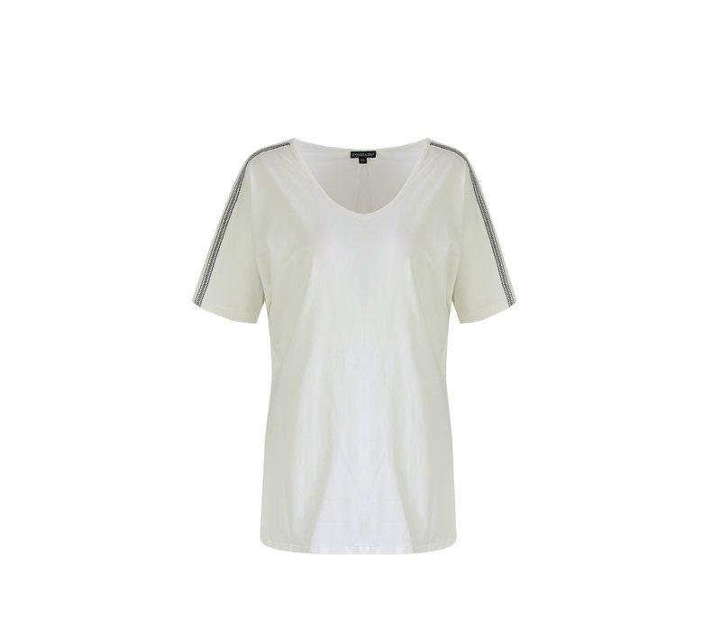 Maud t-shirt cremé