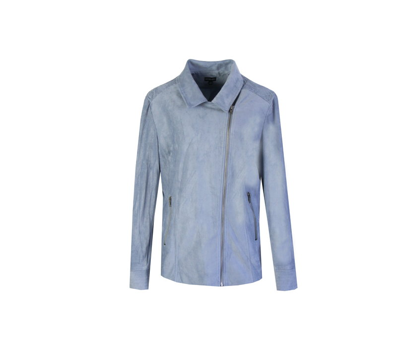Lisa jacket blauw