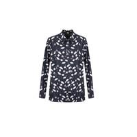 Jenneke blouse zwart mix