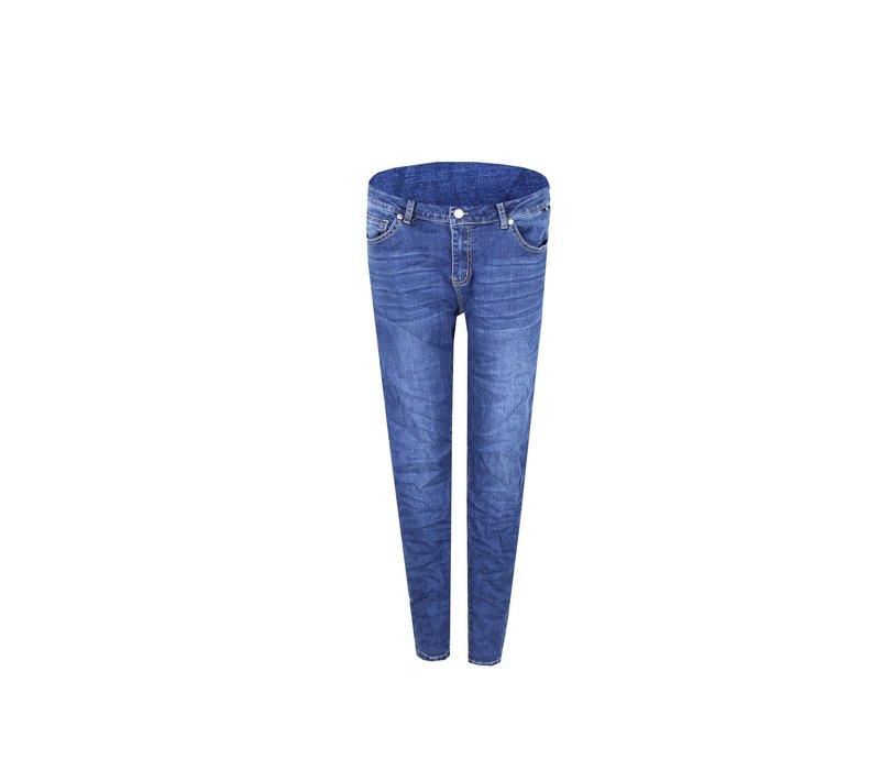 Joy jeans blauw