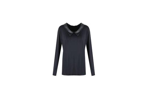 Kenza blouse zwart