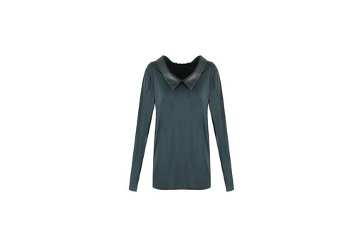 Kenza blouse groen