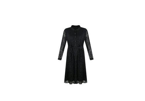 Kisha jurk zwart