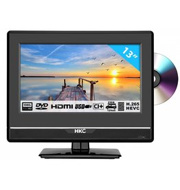 HKC HKC 13M4C 13,3 inch Full HD LED tv/DVD