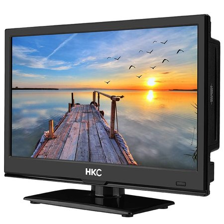 HKC HKC 16M4C 15,6 inch HD-ready LED tv/DVD