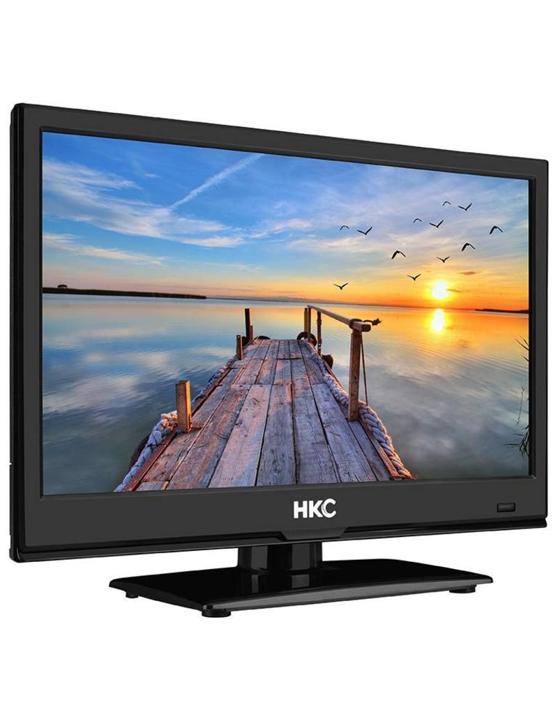 HKC HKC 16M4C 16 inch HD-ready LED tv/DVD
