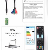 HKC HKC 17H2 17,3 inch HD-ready LED tv