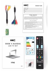 HKC HKC 17H2 17 inch HD-ready LED tv