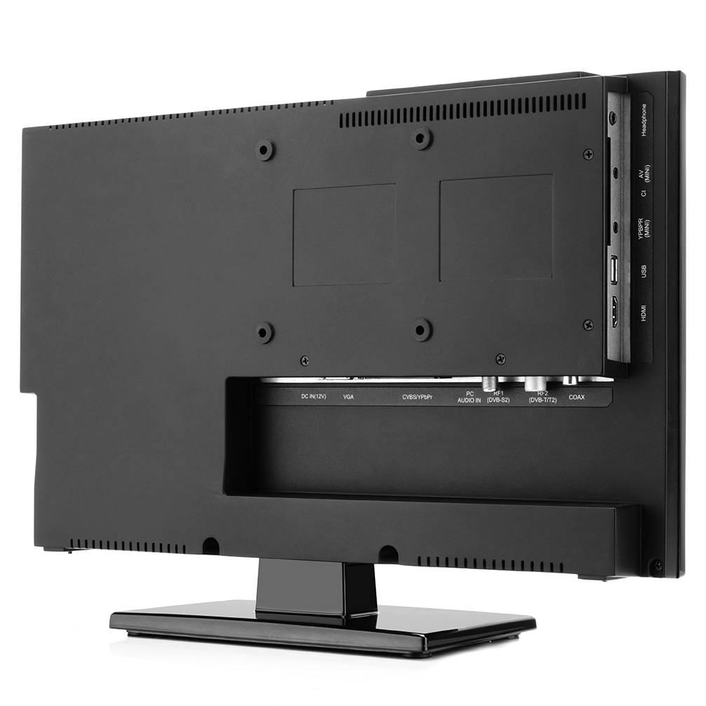HKC 17H2C 17 3 inch HD-ready LED tv/DVD