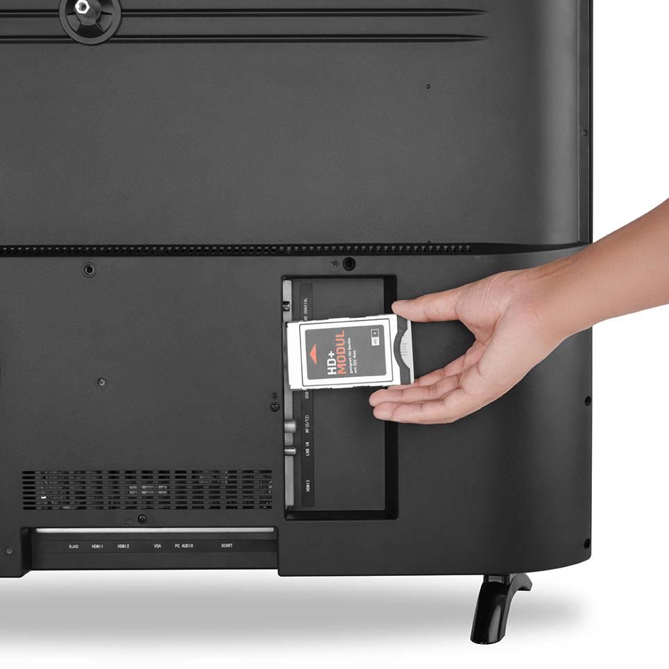 HKC 50F1 50 inch 4K/Ultra HD LED SMART TV
