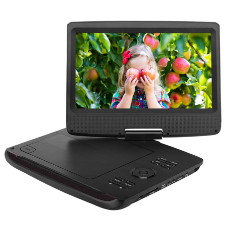 HKC HKC D10HM01 10inch draagbare DVD speler