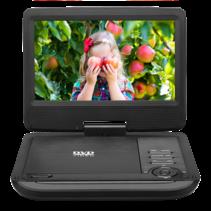D09HM01 9inch DVD-speler