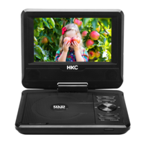 D07HM01 7inch DVD-speler