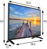 HKC HKC 32C9A 32 inch HD-ready LED tv