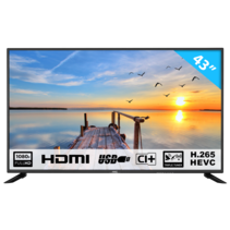 HKC 43F6 43 inch Full HD LED TV