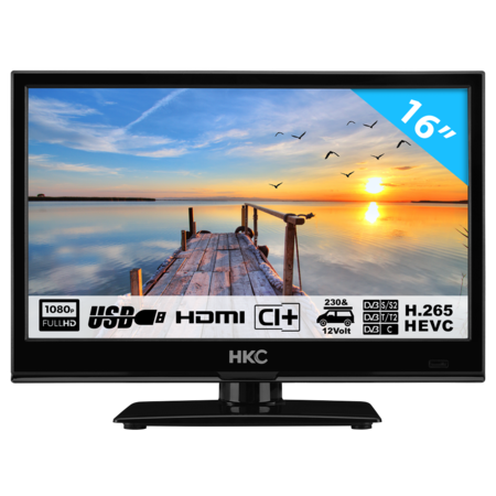 HKC HKC 16M4H 16 inch Full HD LED tv
