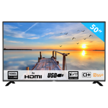 HKC 50F2 50 inch Full HD LED tv (Ziggo)