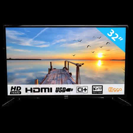 HKC HKC 32F1D 32 inch HD-ready LED tv (Ziggo)