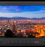 HKC HKC P10H6 10 inch HD portable monitor 1x HDMI en 1x USB aansluiting met ingebouwde Accu