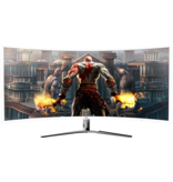HKC HKC NB32C 31,5 inch Curved Gaming Full HD LED Monitor