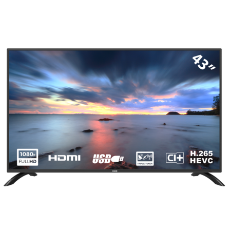 HKC HKC 43F3 43 inch Full HD LED TV